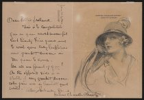 Image of [woman in hat] - Christy, Howard Chandler, 1873-1952